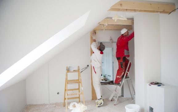 Rénovation des murs Senlis